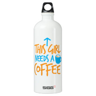 This Girl needs a Coffee! caffeine fuel design