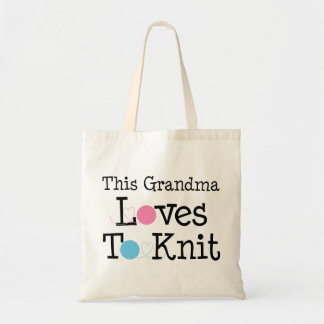 This Grandma Loves To Knit