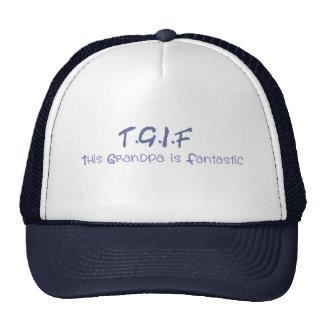 This Grandpa is Fantastic Trucker Hat