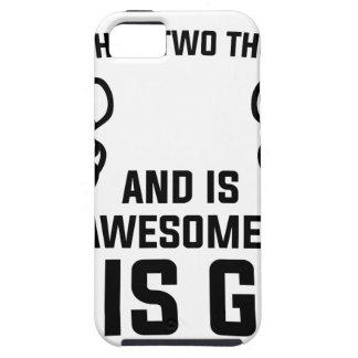 This Guy is Awesome Case For The iPhone 5
