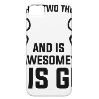 This Guy is Awesome iPhone 5 Cover