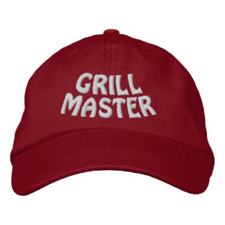 This Guy Is The Grill Master Embroidered Hat