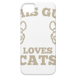 This Guy Loves Cats iPhone 5 Cover