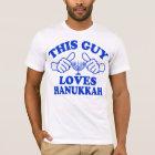 This Guy Loves Hanukkah T-Shirt
