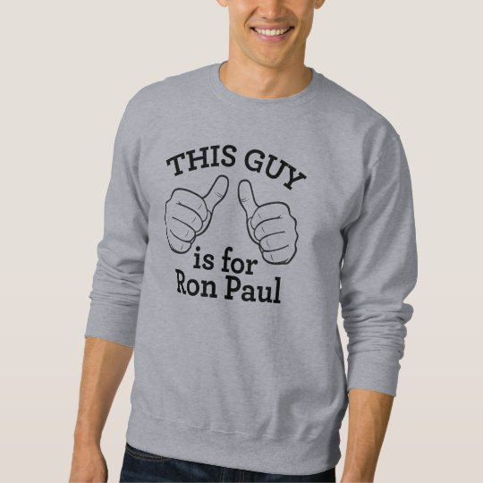 This Guy Ron Paul Shirt