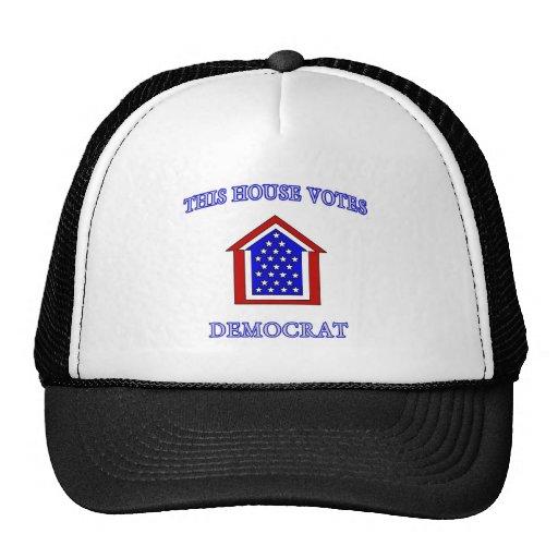This House Votes Democrat Trucker Hats