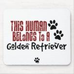 This Human Belongs to a Golden Retriever
