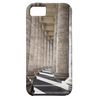 This image was taken inside the portico of Saint 2 iPhone 5 Covers