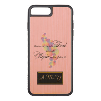 This is a Day the Lord has made Carved iPhone 8 Plus/7 Plus Case