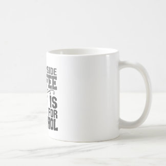 This is a job for alcohol coffee mug