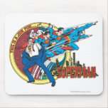 This is a job for�Superman Mouse Pads