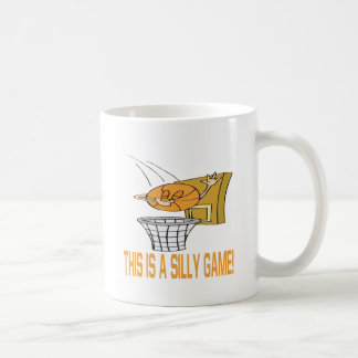 This Is A Silly Game Coffee Mug