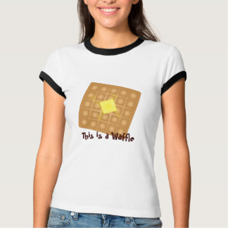 This is a Waffle T-Shirt