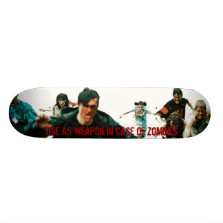 This is a weapon skateboard deck