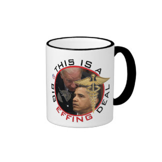 """""""This is abig...F@%#ing...deal!"""", - Jo... Mug"""