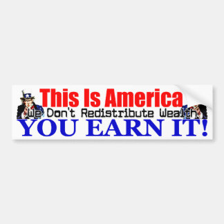 This Is America! Bumper Sticker