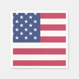 This Is America Veterans Day Party Paper Napkins