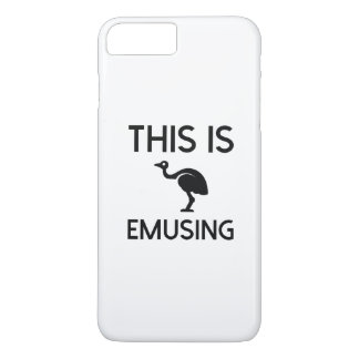 This Is Emusing iPhone 7 Plus Case