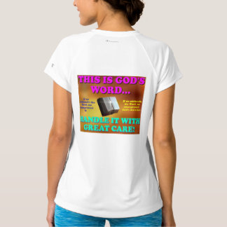 This is God's word...Handle it with great care! T-Shirt
