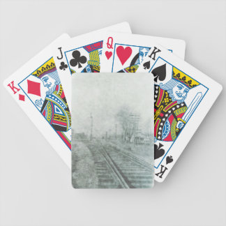 This is history, England Bicycle Playing Cards