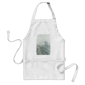 This is history, England Standard Apron