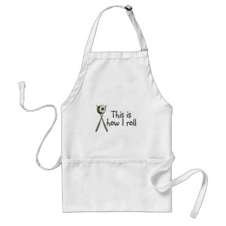 This Is How I Roll Sushi Adult Apron
