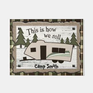 This is How We Roll Doormat