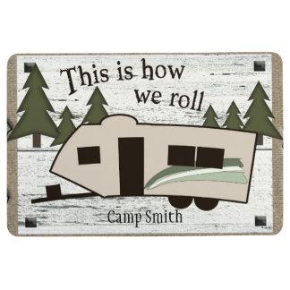 This is How We Roll Floor Mat