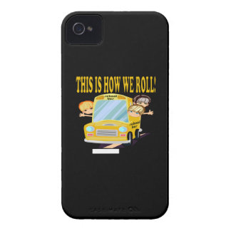 This Is How We Roll iPhone 4 Case-Mate Cases
