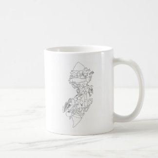 This is Jersey Coffee Mug