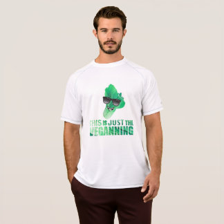 This Is Just The Veganning Tees