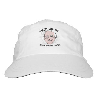 This is my Bernie Sanders Costume -- Election 2016 Hat