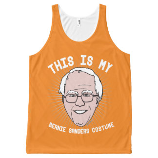 This is my Bernie Sanders Costume - Political Hall All-Over-Print Tank Top
