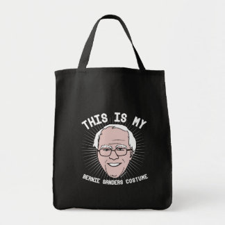 This is my Bernie Sanders Costume - Political Hall Tote Bag