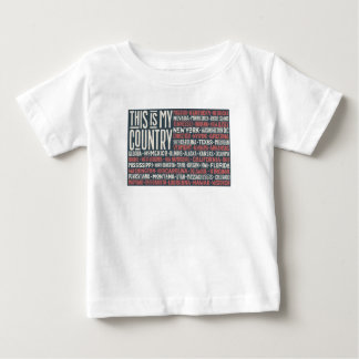 This is my Country Baby T-Shirt