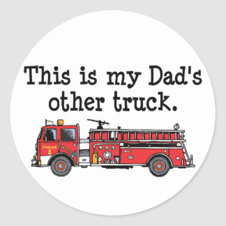 This Is My Dad s Other Truxk Stickers