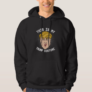 This is my Donald Trump Costume - Political Hallow Hoodie