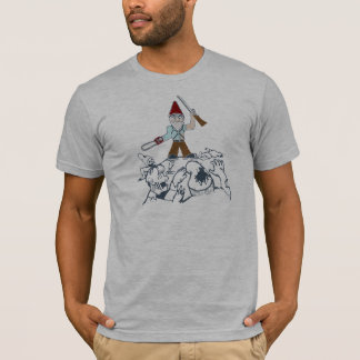 This Is My Gnome Stick T-Shirt