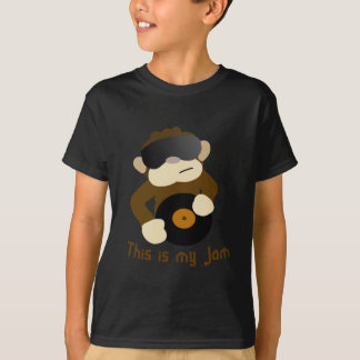 This is my jam, Monkey T-Shirt