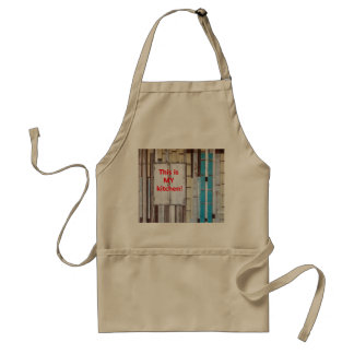 This is my kitchen standard apron