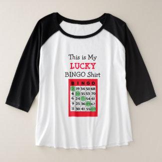 This is my Lucky BINGO Shirt