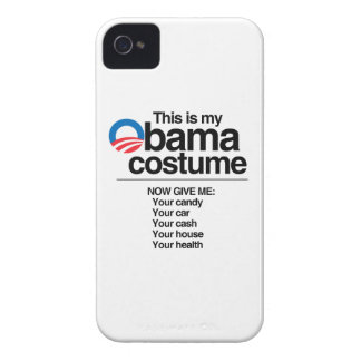THIS IS MY OBAMA COSTUME NOW GIVE ME EVERYTHING iPhone 4 COVERS