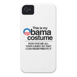 THIS IS MY OBAMA COSTUME NOW GIVE ME YOUR CANDY Case-Mate iPhone 4 CASE
