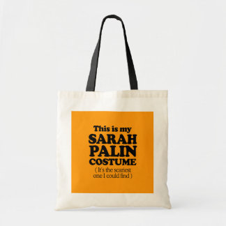 THIS IS MY SARAH PALIN COSTUME - Halloween - png Bags
