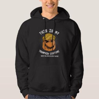 This is my Trumpkin Costume - Make Halloween Great Hoodie