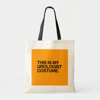 THIS IS MY UROLOGIST COSTUME - Halloween - png Canvas Bag