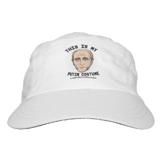 This is my Vladimir Putin Costume - I couldn't fin Hat