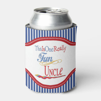 This Is One Really Incredible Fun Uncle Gift Can Cooler