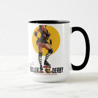 This Is Roller Derby Mug