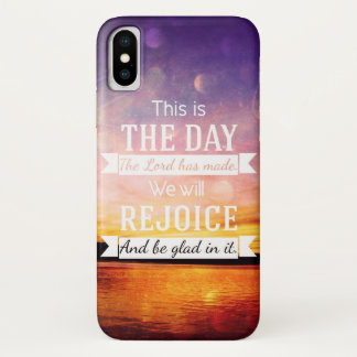 This is the day the lord has made... Case-Mate iPhone case